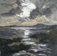 Martin Llewellyn Sunset Llanddwyn Island Anglesey