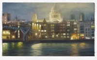 Matthew Draper St Paul's from the Southbank