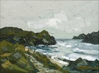 Martin Llewellyn Footpath Porth Dafarch