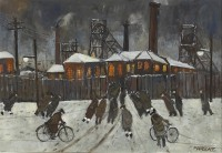 Malcolm Teasdale Foreshift