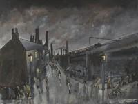 Malcolm Teasdale Sleeper Train