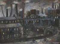 Malcolm Teasdale 'The Works' - Ebbw Vale