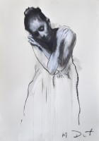 Mark Demsteader Marianela Seated 2