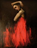Mark Demsteader Marianela in Red 1