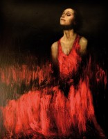 Mark Demsteader Marianela in Red 3