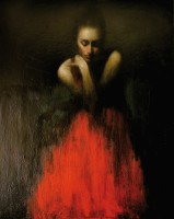 Mark Demsteader Marianela in Red 4