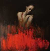 Mark Demsteader Marianela in Red 5