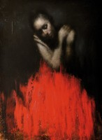 Mark Demsteader Study in Red 2