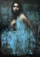 Mark Demsteader Blue Study II