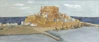 Grete Marks (1899-1990) Peniscola