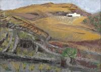 Grete Marks (1899-1990) Spanish Landscape