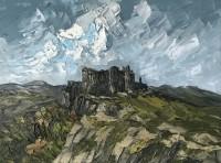 Martin Llewellyn Carreg Cennen Castle