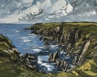 Martin Llewellyn Cliffs, Pembrokeshire