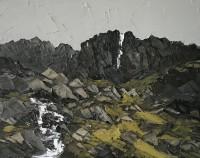 Martin Llewellyn Mountain Stream below Devils Kitchen