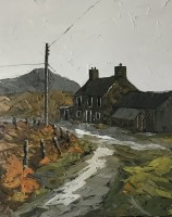 Martin Llewellyn Remote Cottage North Wales