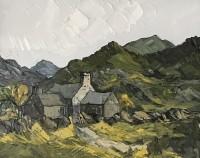 Martin Llewellyn Shadows Snowdonia