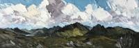Martin Llewellyn Snowdon Mountain Range