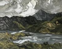 Martin Llewellyn Snowdonia across Llyn Llydaw Lake