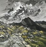 Martin Llewellyn Towards Y Lliwedd, Snowdonia