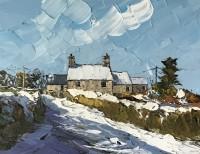 Martin Llewellyn Winter Abersoch