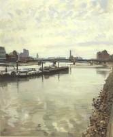 Luke Martineau Mackerel sky, Chelsea