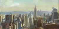 Luke Martineau Manhattan skyline I