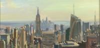 Luke Martineau Manhattan skyline II