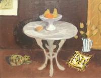 David McClure RSA RSW RGI The Marble Table