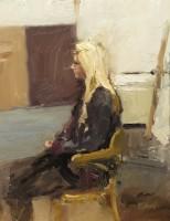 Michael John Ashcroft MAFA Blonde Girl