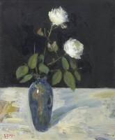 Michael Hyam White Roses