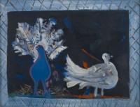 David Michie Fantail Pigeons