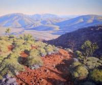 Warwick Fuller Nameless Valley, Tom Price, WA