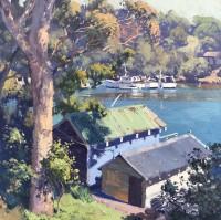 Warwick Fuller Narooma Boatsheds
