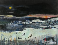 Christine Woodside Night, Kinross