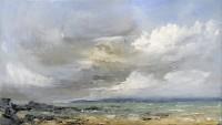 Oona Campbell Breaking Waves, Islay