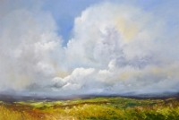 Oona Campbell A wonderful windy day (Hebrides)