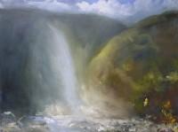 Oona Campbell Cascade (Hardrow Falls, North Yorkshire)