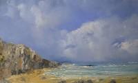 Oona Campbell The Sun Shone, Porthcurno Beach, Cornwall