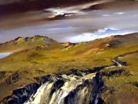 Peter Goodfellow Snowmelt Mullardoch