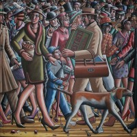 PJ Crook The Bookie, The Owner, The Jockey and The Punter
