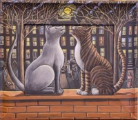 PJ Crook Cat Duet