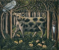 PJ Crook MBE RWA FRSA Dear Pig, are you willing to sell for one shilling?