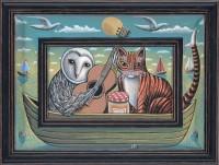 PJ Crook Owl and Pussycat