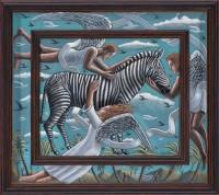 PJ Crook Saving the Zebra