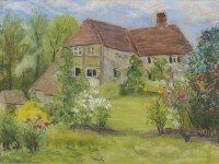 Paul Maze The Cottage at Treyford