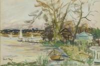 Paul Maze Frensham Pond