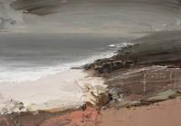 Chris Bushe Pink Sands, Red Rocks, Sanaigmore