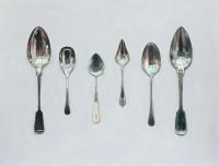 Rachel Ross Six Spoons