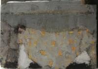 Robert E Wells Gray Blanket Sleeping