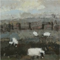 Robert E Wells NEAC Sheep North Yorks Moors